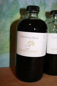 Elderberry Syrup 074