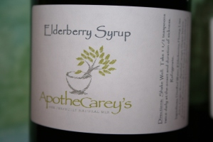 Elderberry Syrup 077
